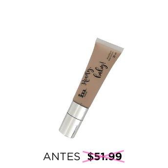 Maquillaje líquido de larga duración READY BABY, IM NATURAL, tono Beige, 30 ml