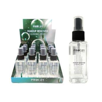 Desmaquillante en Spray, PINK 21,60 ml.