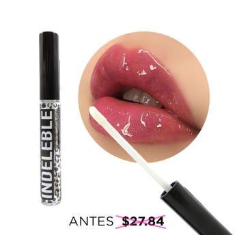 Lip gloss transparente, QUO NATURONE, 6 grs.
