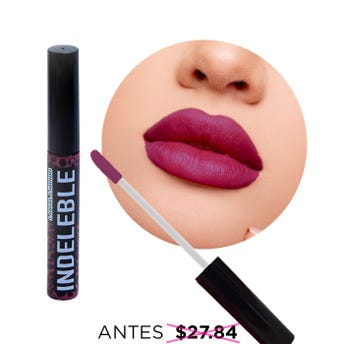 Labial líquido indeleble, QUO NATURONE, bouge, 6 grs.
