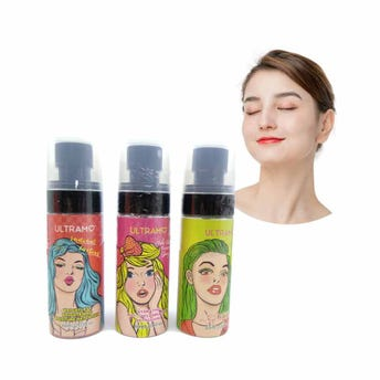 Fijador de maquillaje en spray, ULTRAMO, 60 ml.