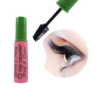 Máscara, para pestañas, ULTRAKEHEL, BY APPLE, Pink & Green, 13 grs.