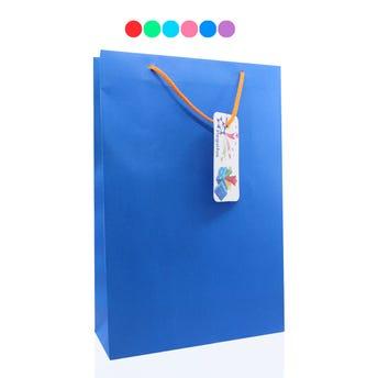 Bolsa para regalo CANDY vertical, 20 X 29.5 cm.
