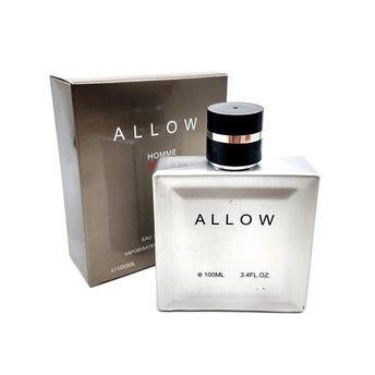 Perfume fragancia ALLOW for men, inspirado en CHANEL, 100 ml.