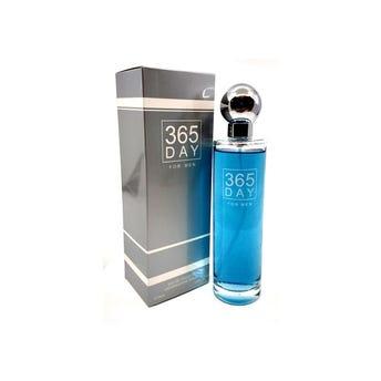Perfume fragancia 365 DAY for men, inspirado en 360°PERRY ELLIS, 100 ml.