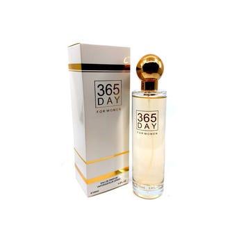 Perfume fragancia 365 DAY for women, inspirado en 360°PERRYELLIS, 100 ml.