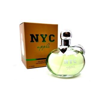 Perfume fragancia NYC APPLE for women, inspirado en DKNY Be Delicious, 100 ml.