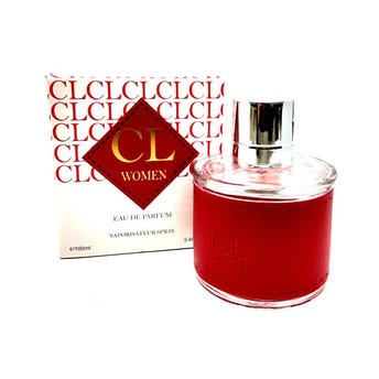 Perfume fragancia CL WOMEN for women, inspirado en CAROLINA HERRERA, 100 ml.