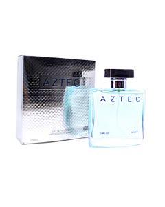 Perfume fragancia AZTEC for men, inspirado en CHROME AZZARO, 100 ml.