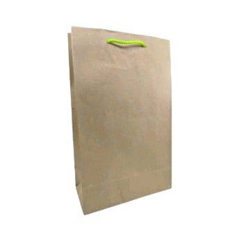 Bolsa para regalo vertical KRAFT, modelos surtidos, 37 x 22 x 11.5 cm aprox