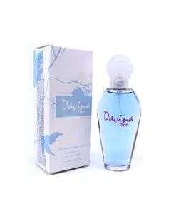 Perfume fragancia para dama, DAVINA FLOR JADE, 50 ml.