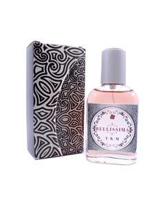 Perfume fragancia para dama, BELLISSIMA TKM JADE, 60 ml.