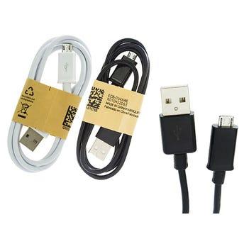 Cable usb entrada universal V8, inner por color sujeto a disponibilidad, 90 cm.