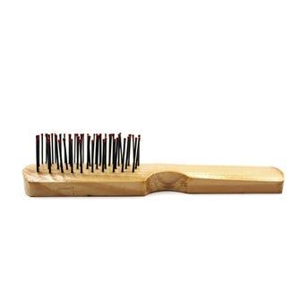 Cepillo de madera angosto, colores surtidos, 16.5 cm.