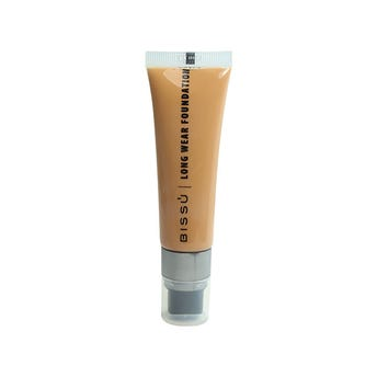 Maquillaje líquido de larga duracion, BISSU, Mocchiato # 11, 30 ml