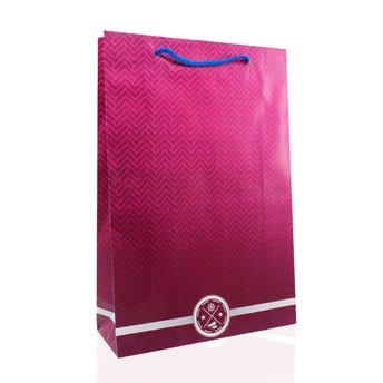 Bolsa para regalo de caballero, colores surtidos, 19.5 X 29.5 X 7.5 cm