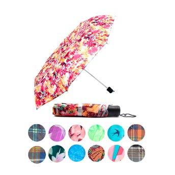 Sombrilla paraguas reforzado, modelo sujeto a disponibilidad, 90 x 55 cm