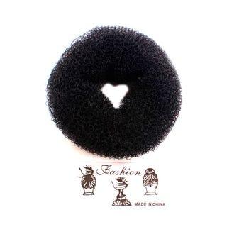 Dona chonguera color negro 7 cm.