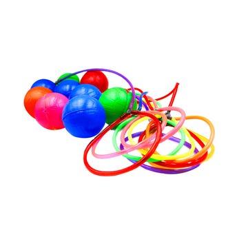 Juguete brinca brinca, colores surtidos, sujetos a disponibilidad, 55 cm aprox.