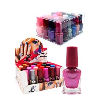 Esmalte para uñas, colores surtidos, inner por precentación sujeto a disp, 8 ml.