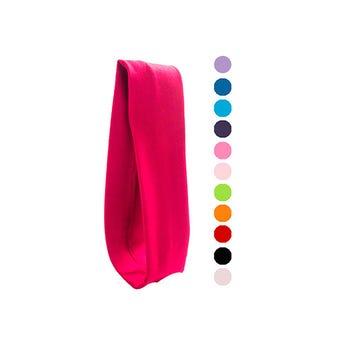 Valerina para cabello ancha, colores surtidos, 7 cm