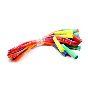 Cuerda para saltar, colores surtidos sujetos a disponibilidad, 1.95 mts.