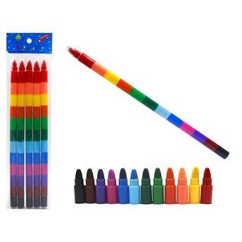 Crayola de 12 puntillas de colores, 25.5 cm