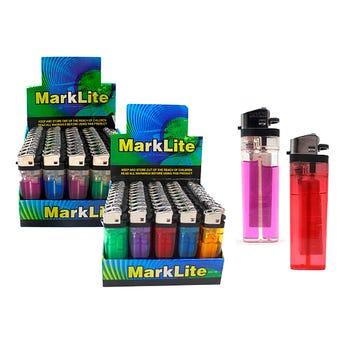 Encendedor MARKLITE, 8 cm.