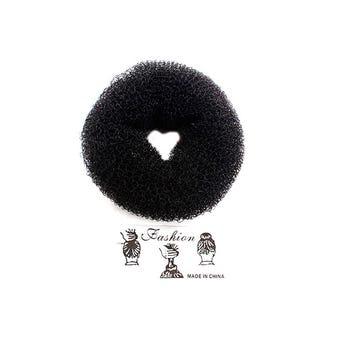Dona chonguera negra, 24 grs, 10 cm aprox.