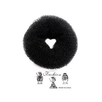Dona chonguera 7 grs, negra, 8 cm.