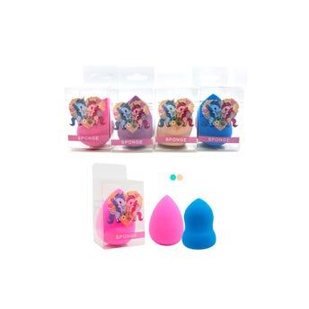 Esponja para maquillaje UNICORNIO, modelos surtidos sujetos a disponibilidad, 6 cm.