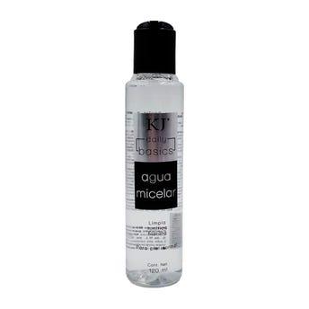 Agua micelar limpia e hidratar la piel, KJ MARAVILLA, 120 ml.