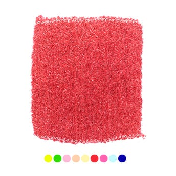 Fibra cuadritela multiusos, colores surtidos, 16 X 13 cm aprox