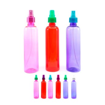 Atomizador de 250 ml, colores surtidos, 21 X 5 cm.