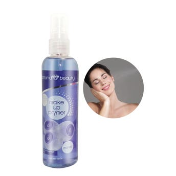 Fijador de maquillaje en spray, DIAMOND BEAUTY MARAVILLA, moras, 120 ml.
