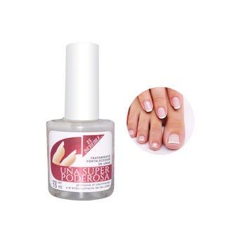 Esmalte tratamiento fortalecedor de uñas, MARAVILLA, 15 ml.