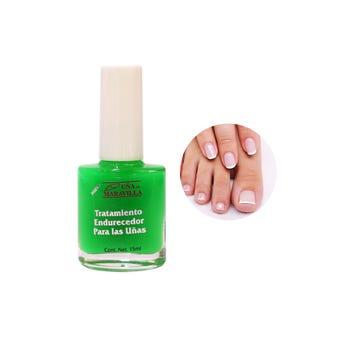 Esmalte tratamiento endurecedor de uñas, MARAVILLA, 15ml.