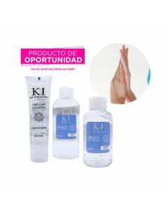 Gel antibacterial KJ MARAVILLA, modelos sujetos a disponibilidad, 60 ml.