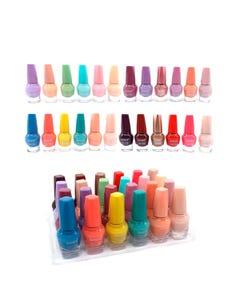 Esmalte para uñas, SANIYE, combinación # 37, 9 ml.