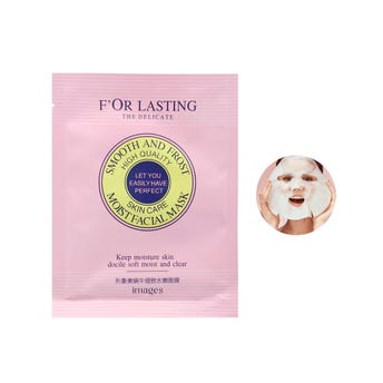 Mascarilla facial textil humectante, FOR LASTING, 25 gr.