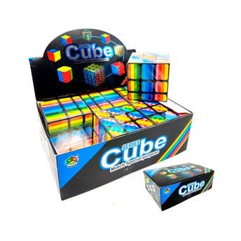 Cubo rubik, 5.5 x 5.5 cm