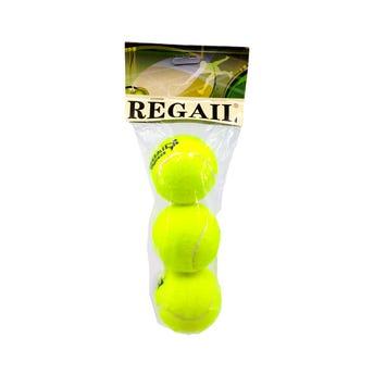 Pelota de tenis, 6.5 cm.