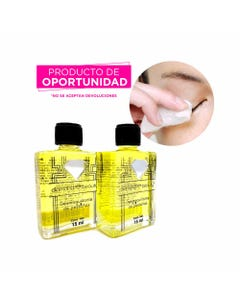 Desmaquillante tratamiento para pestañas, DIAMOND BEAUTY MARAVILLA, 15 ml.