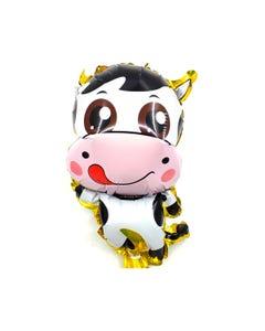 Globo vaca 37 X 22 cm, aprox.