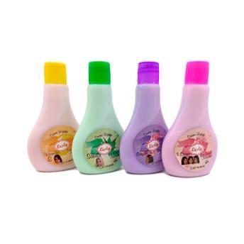 Crema humectante LESLY, aromas surtidos, 100 ml.