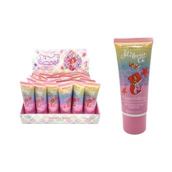 Maquillaje líquido, ROMANTIC QUEEN, 3 tonos surtidos, 40 ml.