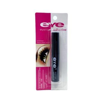 Pegamento para pestañas con aplicador tipo pincel, EYE, negro, 7 gr.
