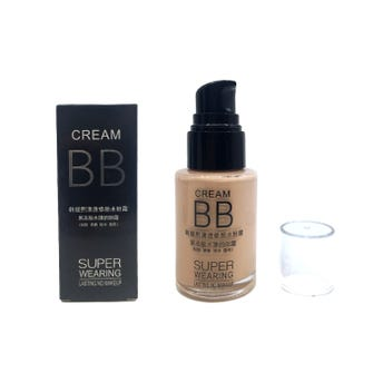 Maquillaje líquido, BB CREAM , 30 ml.