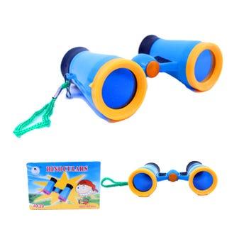 Binoculares infantil, colores sujetos a disp, 10.5 x 7 cm.