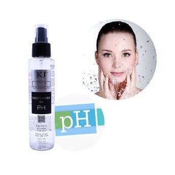 Balanceador de PH, KJ MARAVILLA, elimina maquillaje, purifica y limpia la piel, 120 ml.